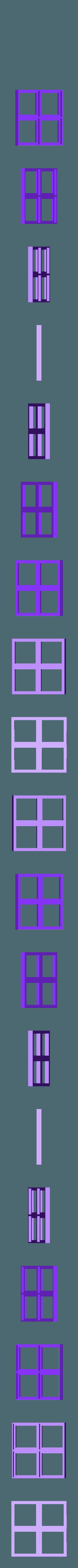 ZDungeon_FloorFrame.stl Download free STL file ZDungeon (experimental dungeon tiles) • 3D printable object, Dutchmogul