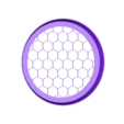 yin-yang-frame-80x7-.9w.stl Download free STL file Customizable Yin-Yang Planter / Container • 3D printer design, Lucina