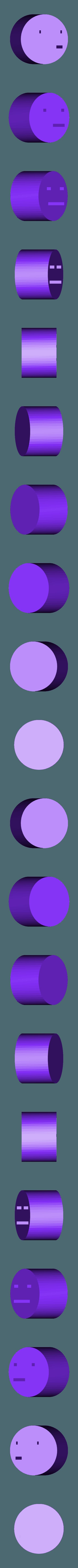 emoji-sticky_notes_holder.STL Download free STL file Emoji Set 2 • Template to 3D print, saya