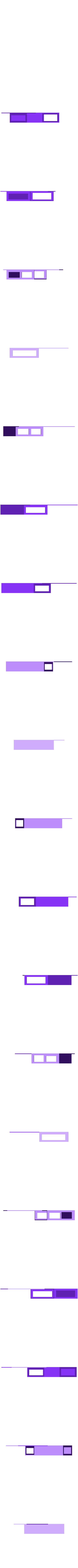 kevskyq200mm.stl Download STL file SKY Q MINI BEHIND TV HANGING MOUNT VESA COMPATIBLE • 3D printer template, beanieboy182