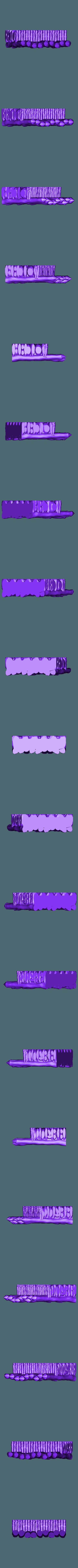 GoblinWallA.stl Download free STL file Kyn Finvara: Goblin Fort Wall (Heroic scale) • Model to 3D print, Dutchmogul