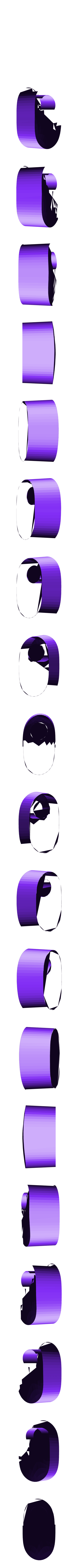 black_eye_right.stl Download free STL file Wiggler from Mario games - multi-color • Template to 3D print, bpitanga