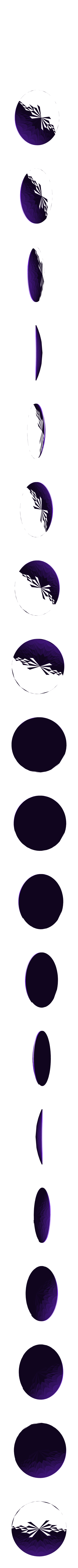 orange_spot_inner_x8.stl Download free STL file Wiggler from Mario games - multi-color • Template to 3D print, bpitanga