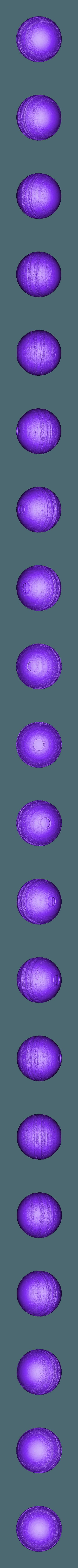 Jupiter_1MM.stl Download free STL file Jupiter lamp with base • 3D printer object, Toolmoon