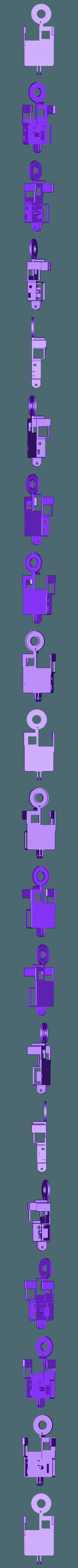 GoPro_Body.stl Download free STL file GoPro Hero 5 Light • 3D printable object, EricsDIY
