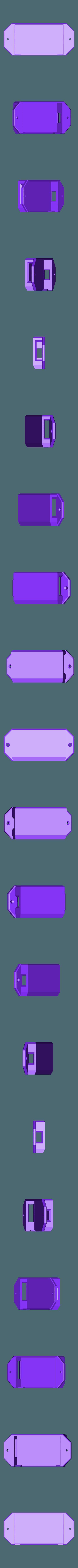 USB_Hub_Housing.stl Download STL file USB Hub Housing • 3D printable object, metac