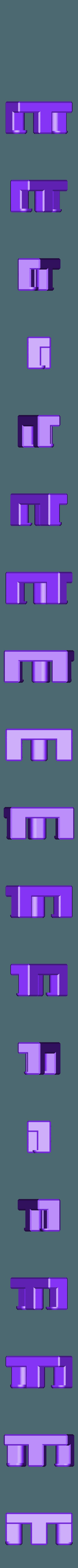 BeltTensioner_Make2.stl Download STL file Belt Tensioner Set - Large/Medium/Small • Template to 3D print, metac
