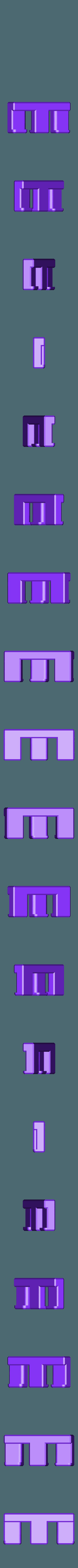 BeltTensioner_M.stl Download STL file Belt Tensioner Set - Large/Medium/Small • Template to 3D print, metac