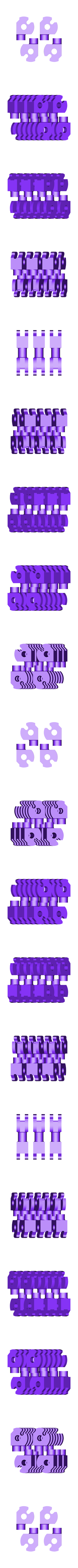 pivot_corsair_grappe.STL Download free STL file Corsair retracts spare part 2 • 3D printer template, badassdrones
