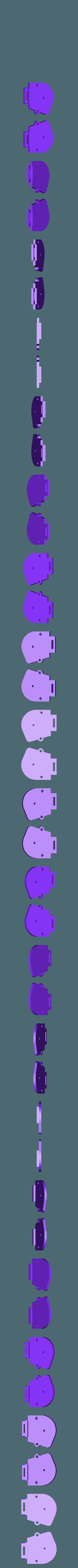 20x20_micro_swift_1.stl Download free STL file 20x20 Runcam Swift micro VTX03 Pod • 3D printer model, Domi1988