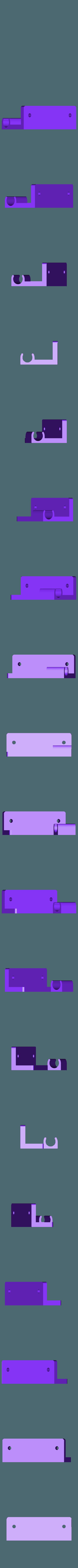 Extruder_mount.stl Download free STL file Anycubic I3 Mega Extruder Mod • 3D printable model, Domi1988