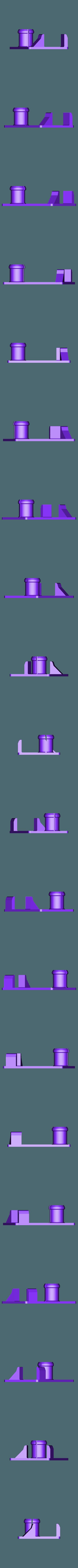 Meepo.stl Download free STL file Meepo Board Remote holder • Model to 3D print, Domi1988