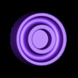 Hex3D_Talon_Saber_TopGreeble.stl Download STL file Darth Talon LightSaber • 3D print template, Geoffro