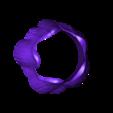 Hex3D_Talon_Saber_GemHolder.stl Download STL file Darth Talon LightSaber • 3D print template, Geoffro