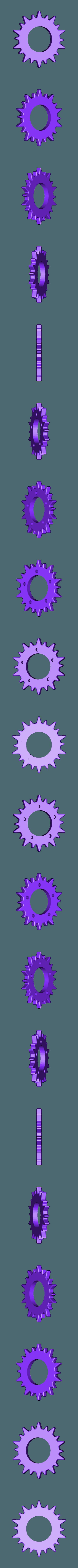 Front Cover, Compass Design, Iris Pendant.STL Télécharger fichier STL gratuit Pendentif Iris • Design pour impression 3D, potentprintables