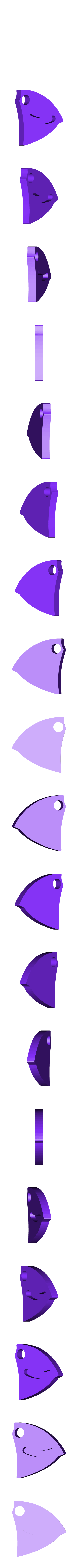 Blade, Iris Pendant.STL Télécharger fichier STL gratuit Pendentif Iris • Design pour impression 3D, potentprintables