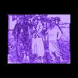 three_stooges_golf.stl Télécharger fichier STL gratuit Trois Stooges - Golf • Plan imprimable en 3D, JayOmega