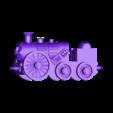 STEPHEN THE ROCKET FINAL.stl Download free STL file Stephen the Rocket (Thomas and Friends) • 3D printing design, marlene