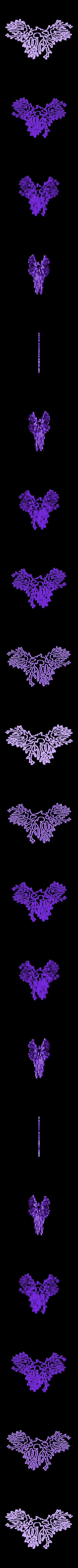 br18.stl Download free STL file coral necklace • 3D printable model, solunkejagruti