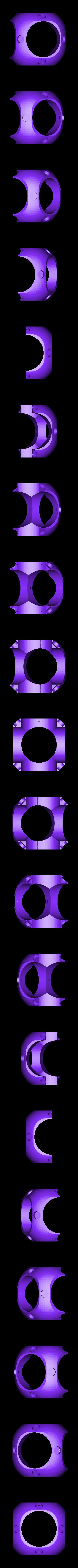 porta-fort_fortnite_B.stl Download free STL file Porta-Fort (Fortnite) • 3D print template, MuSSy