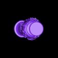 XA124peonyvase.stl Télécharger fichier STL gratuit Vase en forme de pivoine • Objet imprimable en 3D, stronghero3d