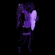 Archangel Michael.STL Download free STL file Archangel Gabriel and Archangel Michael • 3D printing model, stl3dmodel