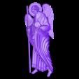 Archangel Gabriel.STL Download free STL file Archangel Gabriel and Archangel Michael • 3D printing model, stl3dmodel