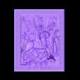 420. St. George.STL Download free STL file Saint George • Model to 3D print, stl3dmodel