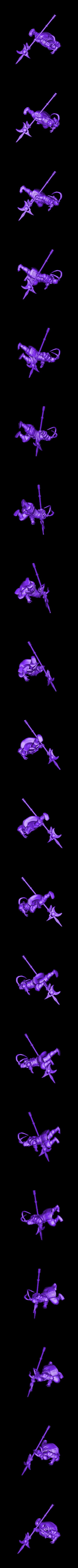 w0w_1292667.stl Download free STL file General Lv Bu • 3D printable model, stronghero3d