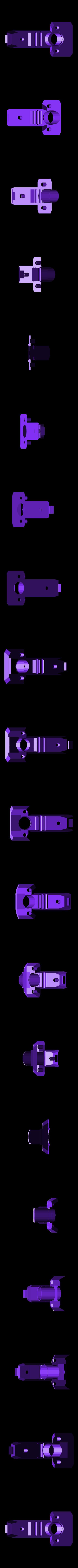 mp7  2 aep front end encaixe.stl Download STL file mp7 front end • Model to 3D print, gungriffonbr