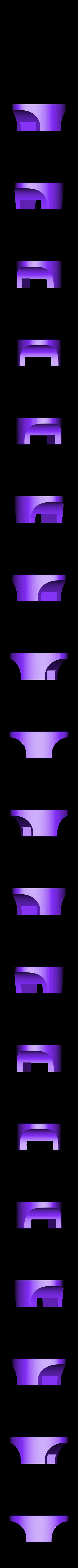 Support radiateur douche suppérieur.STL Download STL file Shower radiator holder • 3D printable design, Jorony