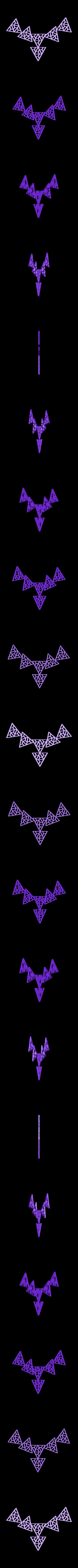 p144.stl Download free STL file Geometric necklace • 3D printer model, solunkejagruti