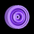 jante 2cv etroite2.STL Download free STL file Rim 2 HP 1/10 R/C Tamiya M-chassis • Model to 3D print, Michael_moi