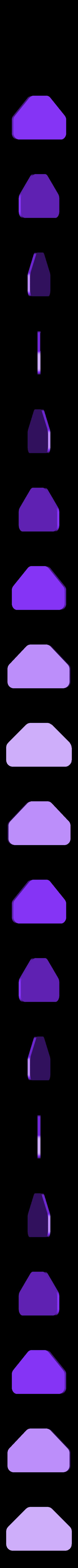 Weight_cap.stl Download free STL file Quadrant (Sexstant predecessor) - Celestial navigation - NO Supports • 3D printing design, Mirketto