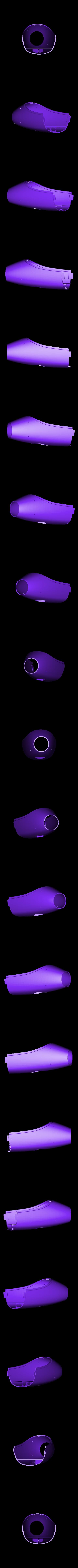 Fus1.stl Télécharger fichier STL gratuit Fuselage de l'avion RC - Eclipson modèle Z • Plan imprimable en 3D, Eclipson