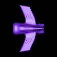 pplane1.STL Télécharger fichier STL gratuit Si_Plane • Plan à imprimer en 3D, skofictadej287
