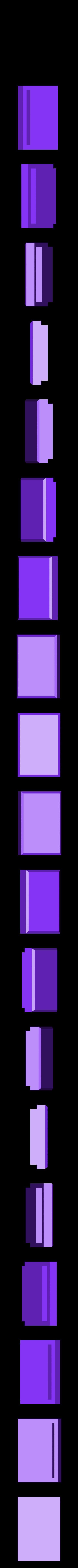 BlockBack10_01.stl Download STL file Playing Card Tiles • Object to 3D print, Jinja