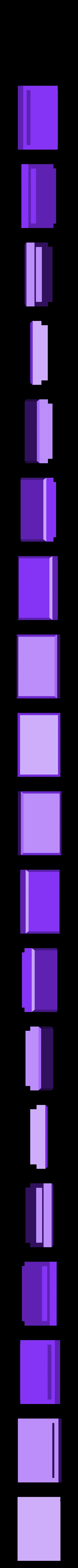BlockBack10_07.stl Download STL file Playing Card Tiles • Object to 3D print, Jinja