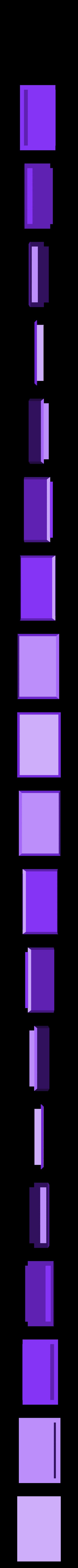 BlockBack06_09.stl Download STL file Playing Card Tiles • Object to 3D print, Jinja