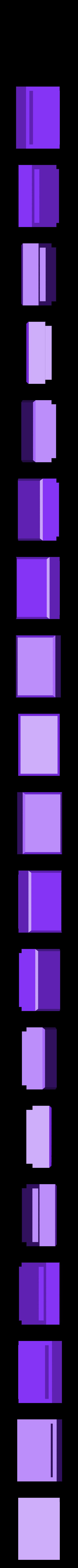 BlockBack14_01.stl Download STL file Playing Card Tiles • Object to 3D print, Jinja