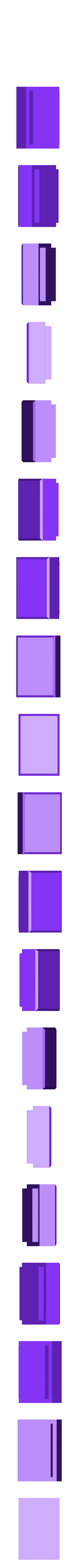 BlockBack14_05.stl Download STL file Playing Card Tiles • Object to 3D print, Jinja