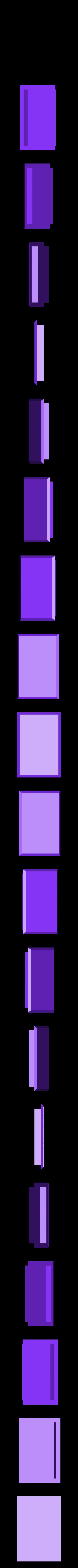 BlockBack06_01.stl Download STL file Playing Card Tiles • Object to 3D print, Jinja