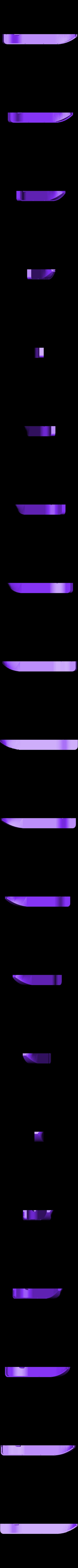 TRUPsoftp.stl Download STL file MONAKO RC MODEL BOAT TUG • 3D printable template, maca-artwork