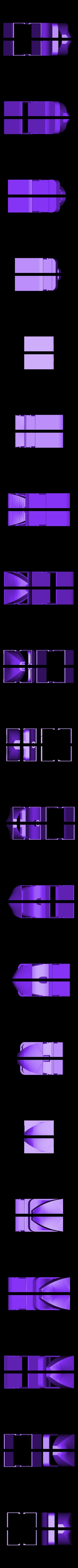 TRUPsoftLvetsi dira pro hridel 8dilu.stl Download STL file MONAKO RC MODEL BOAT TUG • 3D printable template, maca-artwork