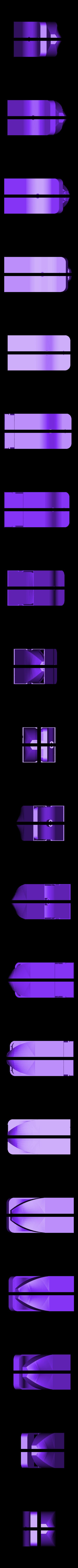 TRUPsoftLvetsi dira pro hridel 4dily.stl Download STL file MONAKO RC MODEL BOAT TUG • 3D printable template, maca-artwork