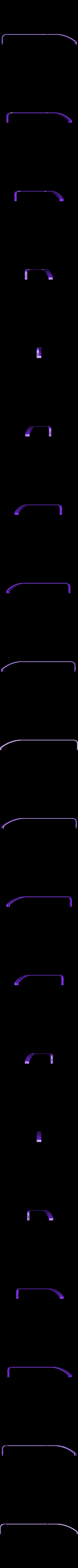 bort2.stl Download STL file MONAKO RC MODEL BOAT TUG • 3D printable template, maca-artwork