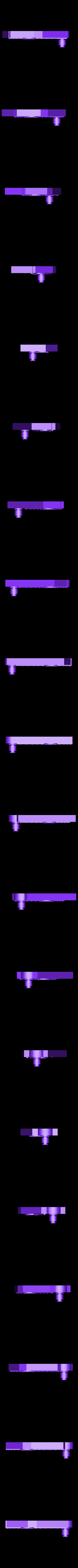 01.stl Download STL file MONAKO RC MODEL BOAT TUG • 3D printable template, maca-artwork