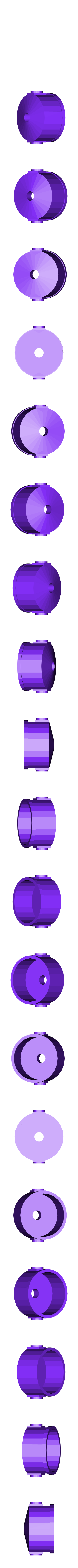 reflektor3.stl Download STL file MONAKO RC MODEL BOAT TUG • 3D printable template, maca-artwork