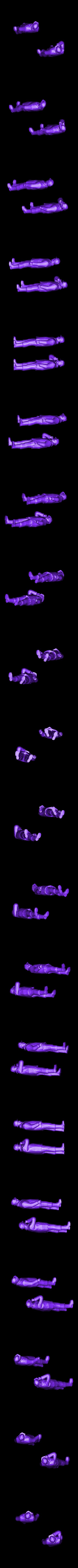 namornici.stl Download STL file MONAKO RC MODEL BOAT TUG • 3D printable template, maca-artwork