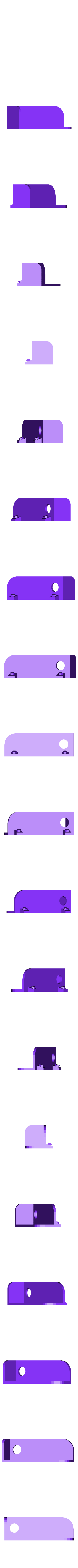 svetloL.stl Download STL file MONAKO RC MODEL BOAT TUG • 3D printable template, maca-artwork